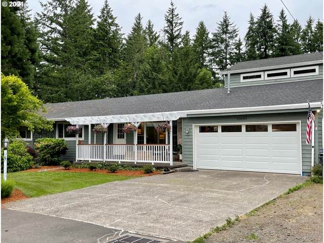 23685 SE Hoffmeister Rd, Damascus, OR 97089 (MLS #21364635) :: Real Tour Property Group