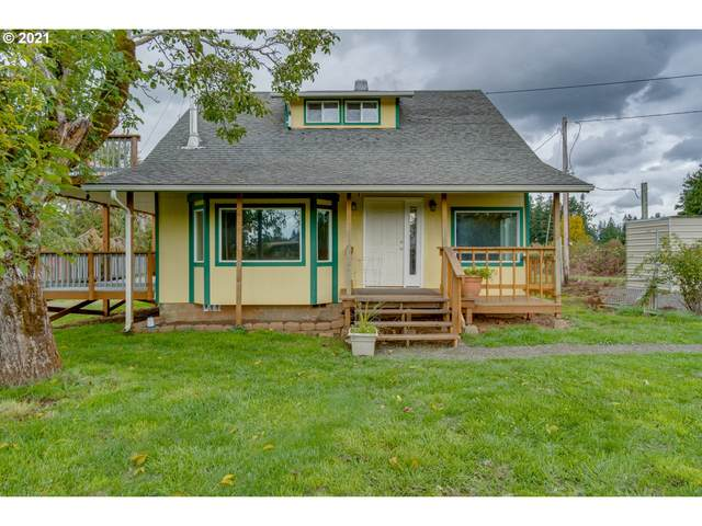 13503 S Union Hall Rd, Canby, OR 97013 (MLS #21364989) :: Oregon Digs Real Estate
