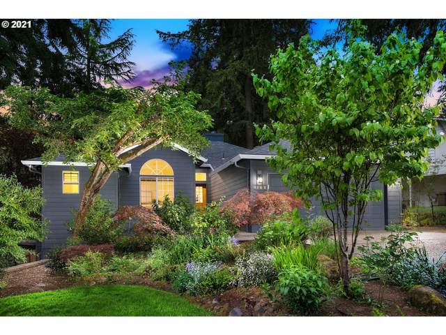 4188 Cobb Way, Lake Oswego, OR 97035 (MLS #21365191) :: Next Home Realty Connection