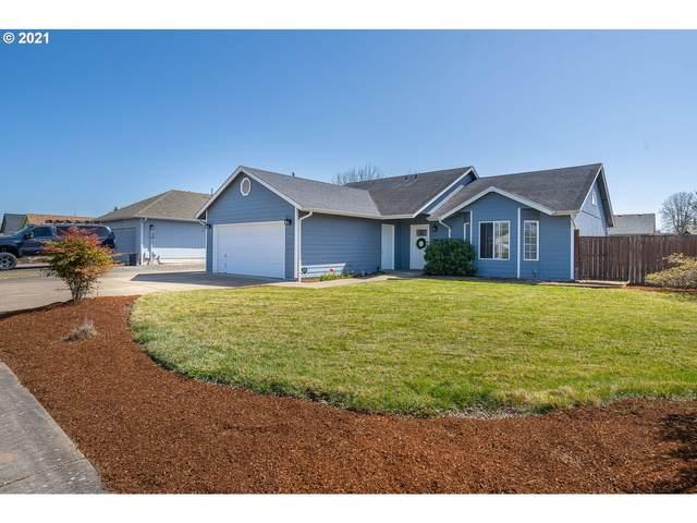 910 Monroe St, Harrisburg, OR 97446 (MLS #21365656) :: The Haas Real Estate Team