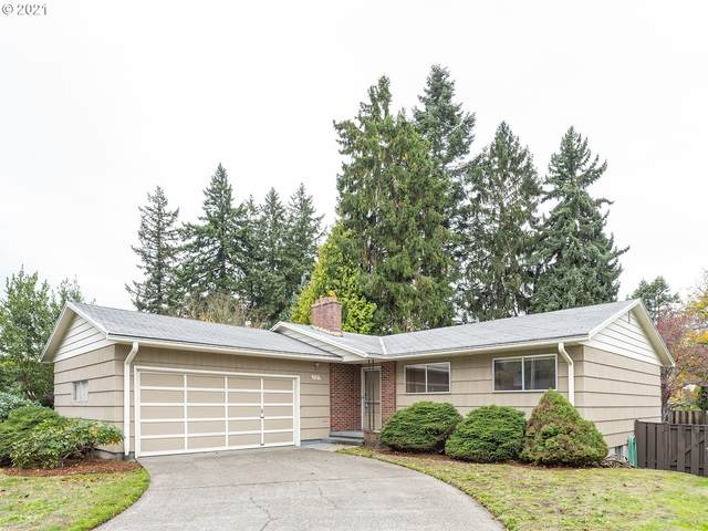 1521 SE 129TH Ave, Portland, OR 97233 (MLS #21365943) :: The Pacific Group