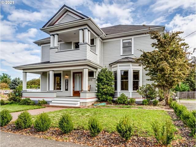 405 River Rd, Eugene, OR 97404 (MLS #21365986) :: Triple Oaks Realty