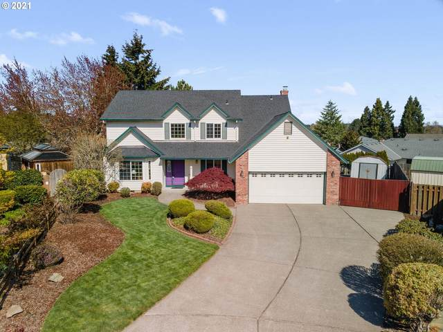 12321 SW 132ND Ct, Tigard, OR 97223 (MLS #21366074) :: Next Home Realty Connection