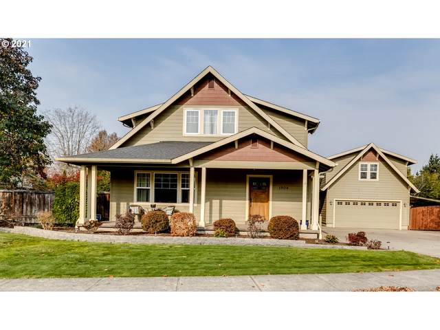 1904 W 11TH Ave, Junction City, OR 97448 (MLS #21366110) :: Townsend Jarvis Group Real Estate