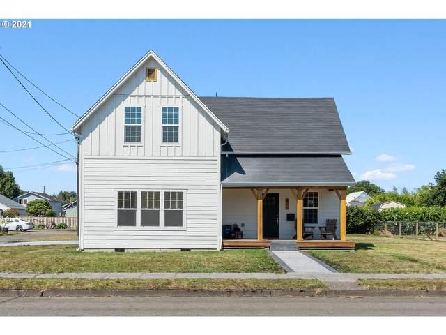 616 Miller Ave, Tillamook, OR 97141 (MLS #21366162) :: Fox Real Estate Group
