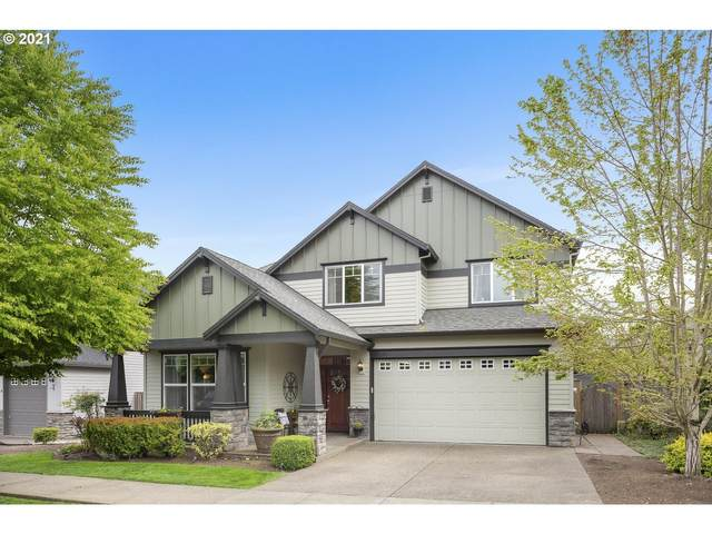 7050 SW Bouchaine St, Wilsonville, OR 97070 (MLS #21366255) :: Premiere Property Group LLC