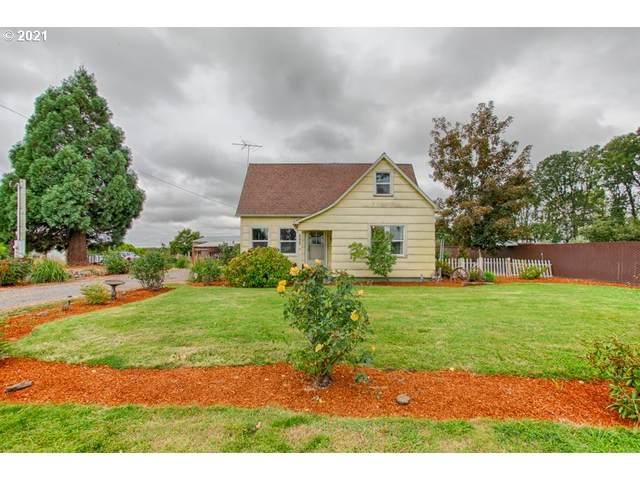 7701 Howell Prairie Rd NE, Silverton, OR 97381 (MLS #21366457) :: Keller Williams Portland Central