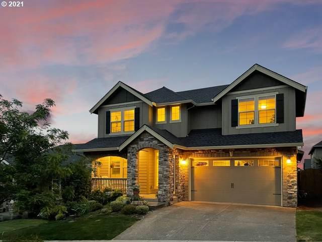 4173 SW Emerald Ave, Gresham, OR 97080 (MLS #21366512) :: McKillion Real Estate Group