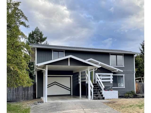 1552 NW Rachel Ave, Roseburg, OR 97471 (MLS #21366621) :: Fox Real Estate Group