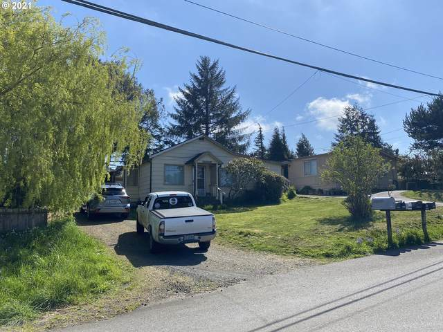 93646 Bay Park Ln, Coos Bay, OR 97420 (MLS #21366842) :: Tim Shannon Realty, Inc.