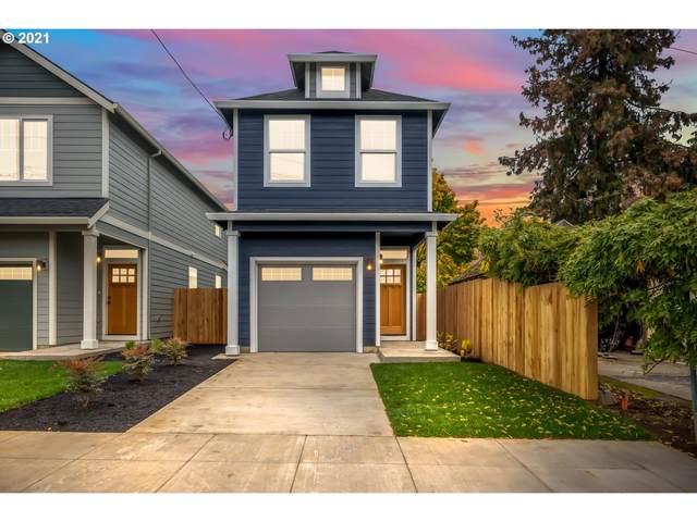 7637 N Edison St, Portland, OR 97203 (MLS #21366978) :: Real Estate by Wesley