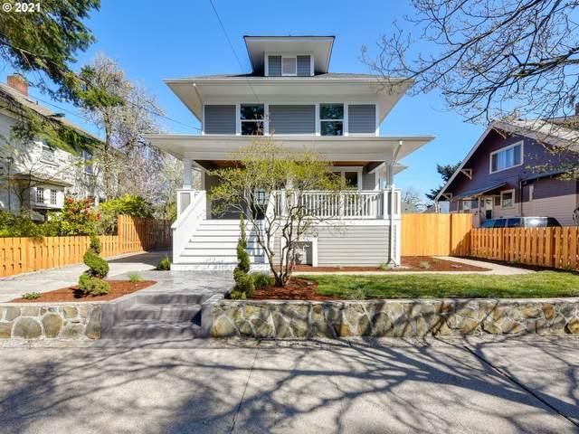 1850 SE 44TH Ave, Portland, OR 97215 (MLS #21367004) :: Stellar Realty Northwest