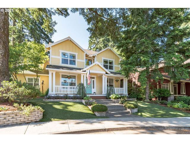 10036 SW Concho Ct, Tualatin, OR 97062 (MLS #21367099) :: Song Real Estate