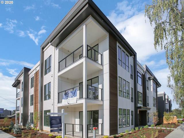 425 NE Bryant St #202, Portland, OR 97211 (MLS #21367372) :: Next Home Realty Connection