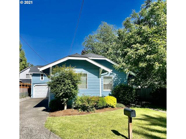 616 NW Ivy St, Camas, WA 98607 (MLS #21367409) :: Townsend Jarvis Group Real Estate
