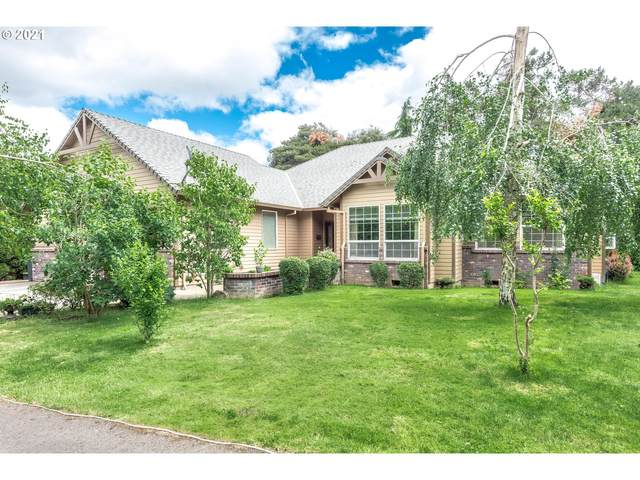 856 Corby St, Woodburn, OR 97071 (MLS #21367444) :: McKillion Real Estate Group