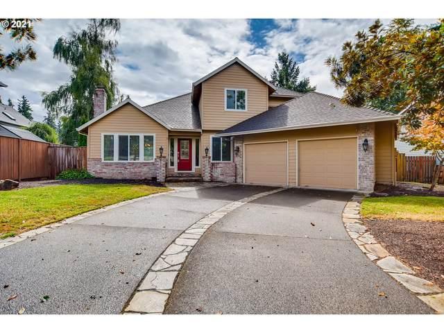 5030 SW Greenwood Cir, Tualatin, OR 97062 (MLS #21367759) :: Fox Real Estate Group