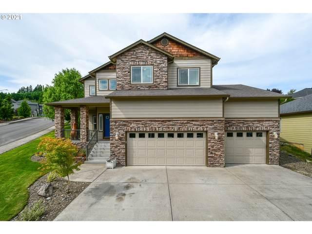 519 E 17TH Cir, La Center, WA 98629 (MLS #21367902) :: Brantley Christianson Real Estate