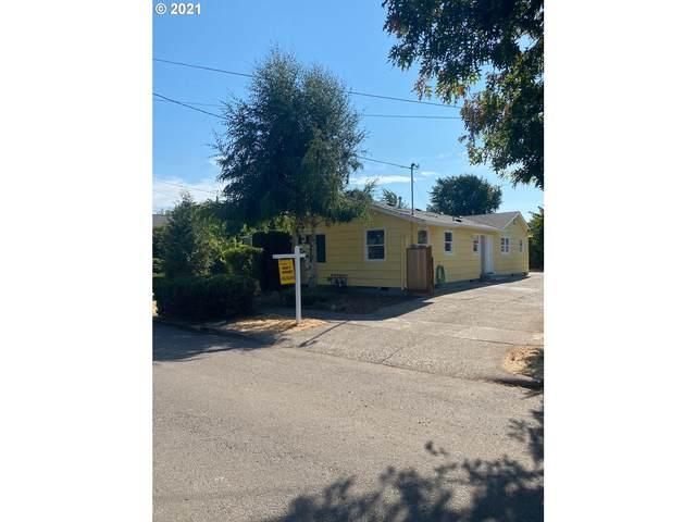 1023 NE 84TH Ave, Portland, OR 97220 (MLS #21367959) :: Lux Properties