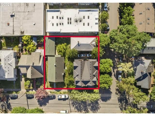 1124 SE Sherman St, Portland, OR 97214 (MLS #21368172) :: Cano Real Estate