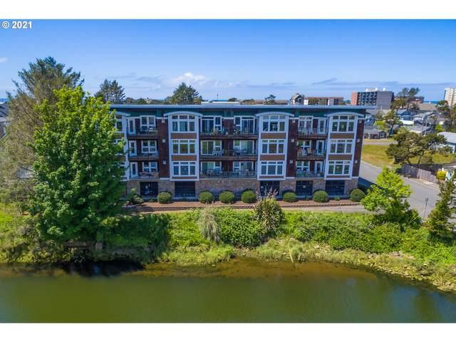 445 Ave G #302, Seaside, OR 97138 (MLS #21368227) :: Stellar Realty Northwest