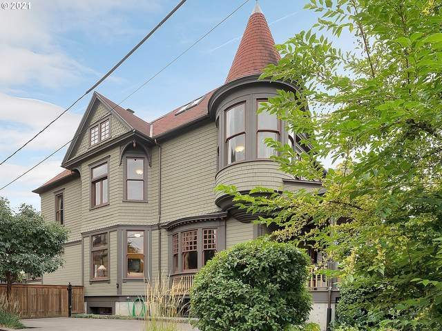 2270 NW Irving St, Portland, OR 97210 (MLS #21368796) :: Gustavo Group