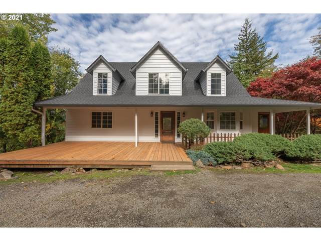 4900 NE Boulder Creek Rd, Camas, WA 98607 (MLS #21368854) :: Keller Williams Portland Central