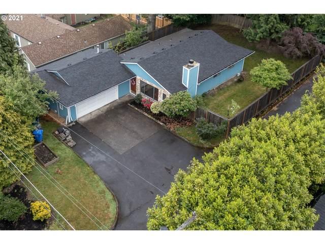 4430 SW Galeburn St, Portland, OR 97219 (MLS #21369071) :: The Liu Group