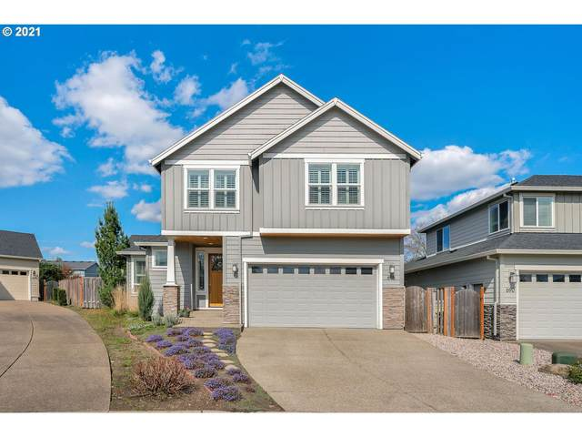 695 NW Willow Glen Pl, Beaverton, OR 97006 (MLS #21369173) :: The Pacific Group
