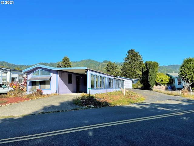 15911 Bayview Dr, Brookings, OR 97415 (MLS #21369563) :: Change Realty