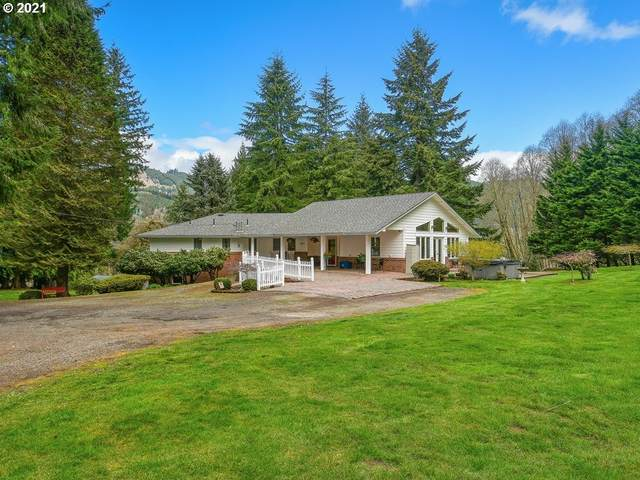 8917 NE Etna Rd, Woodland, WA 98674 (MLS #21369857) :: Next Home Realty Connection