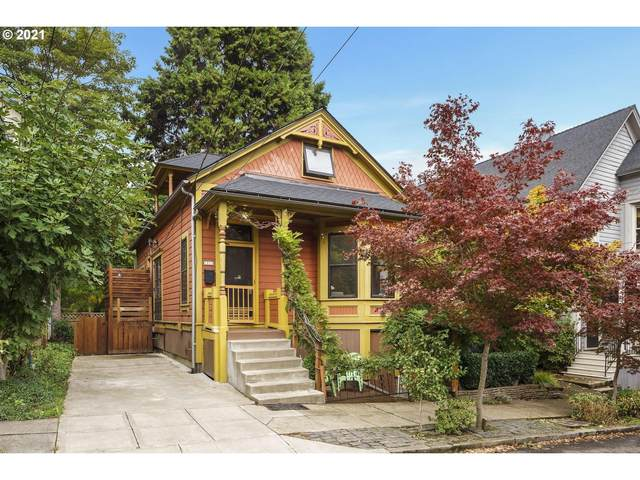 1711 SW Clay St, Portland, OR 97201 (MLS #21370042) :: Next Home Realty Connection