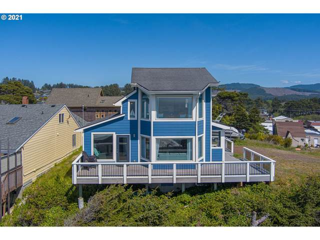 1015 NW Inlet Ave, Lincoln City, OR 97367 (MLS #21370169) :: Song Real Estate