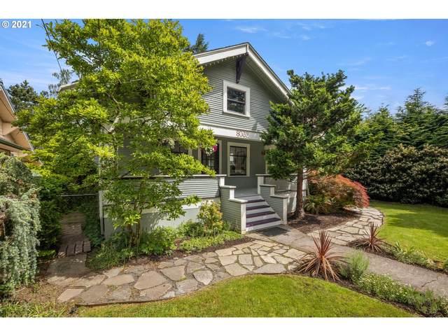 8032 N Chautauqua Blvd, Portland, OR 97217 (MLS #21370556) :: Premiere Property Group LLC