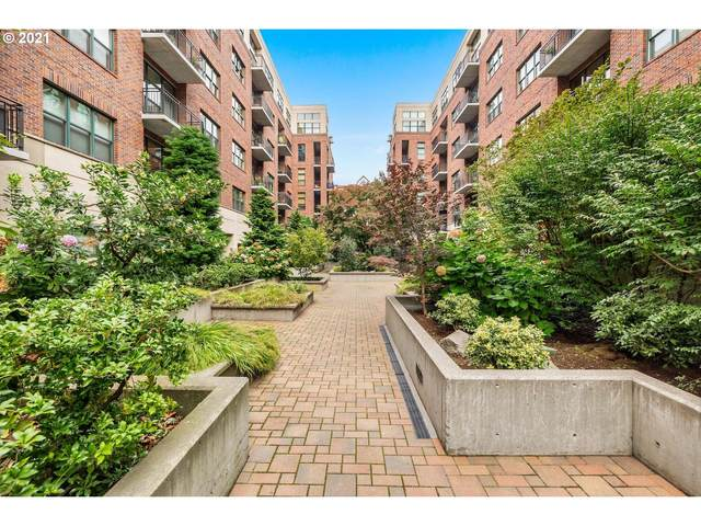 820 NW 12TH Ave #206, Portland, OR 97209 (MLS #21370702) :: Real Tour Property Group