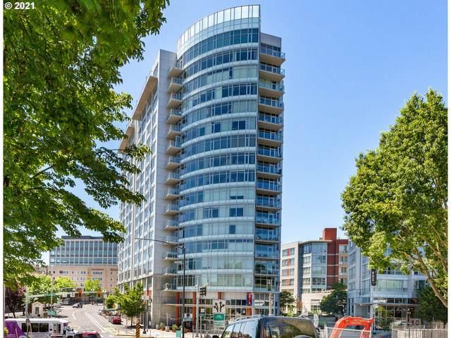 1926 W Burnside St #812, Portland, OR 97209 (MLS #21370910) :: Premiere Property Group LLC
