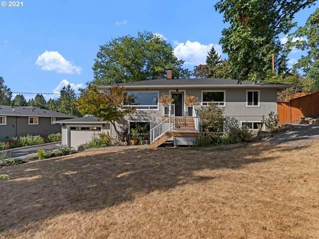 901 SW Maplecrest Ct, Portland, OR 97219 (MLS #21370983) :: Tim Shannon Realty, Inc.