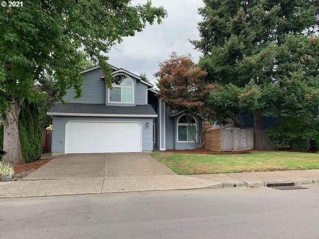 16393 NW Charlais St, Beaverton, OR 97006 (MLS #21371008) :: Townsend Jarvis Group Real Estate