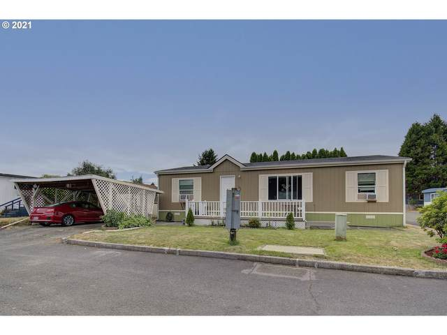13401 NE 28TH St #302, Vancouver, WA 98682 (MLS #21371177) :: Next Home Realty Connection
