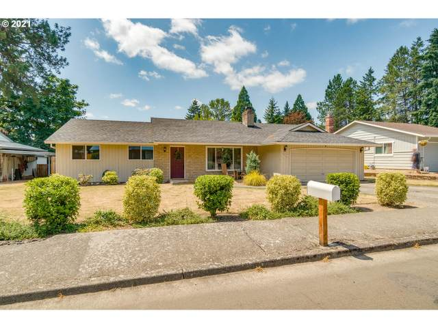 5795 SW 202ND Ave, Aloha, OR 97078 (MLS #21371336) :: Real Tour Property Group