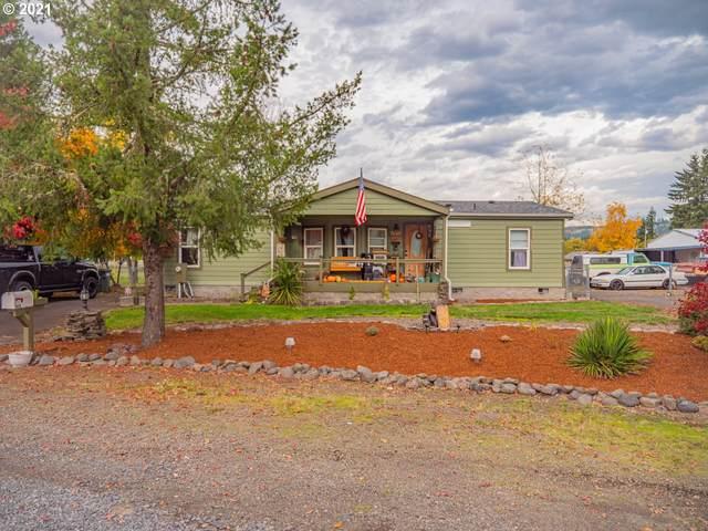 3472 Juniper St, Sweet Home, OR 97386 (MLS #21371483) :: Holdhusen Real Estate Group