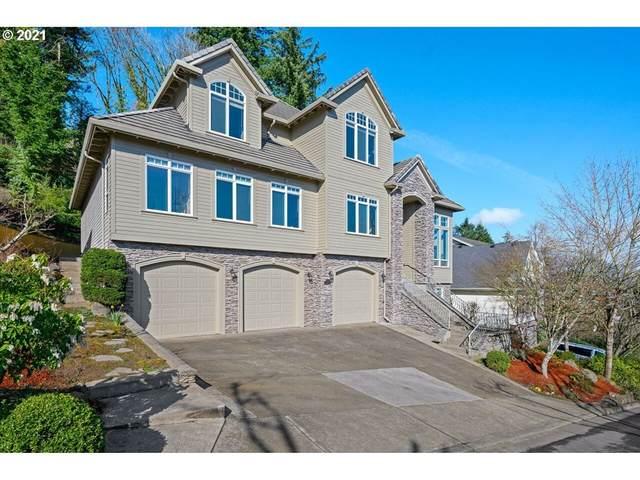 17649 Woodhurst Pl, Lake Oswego, OR 97034 (MLS #21371923) :: Holdhusen Real Estate Group