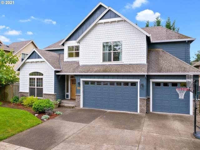 252 NW Milne St, Hillsboro, OR 97124 (MLS #21371930) :: The Haas Real Estate Team