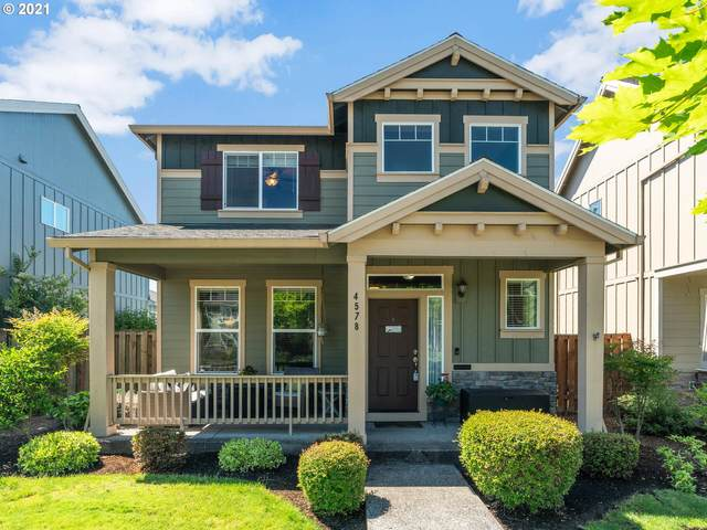 4578 SE Lone Oak St, Hillsboro, OR 97123 (MLS #21371949) :: McKillion Real Estate Group