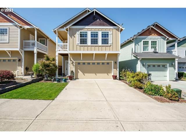 7216 NE 55TH St, Vancouver, WA 98662 (MLS #21371967) :: Beach Loop Realty