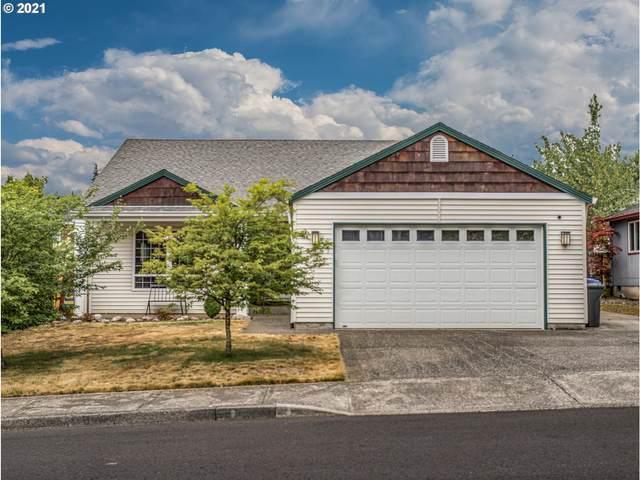 37457 Green Mountain St, Sandy, OR 97055 (MLS #21371978) :: Holdhusen Real Estate Group