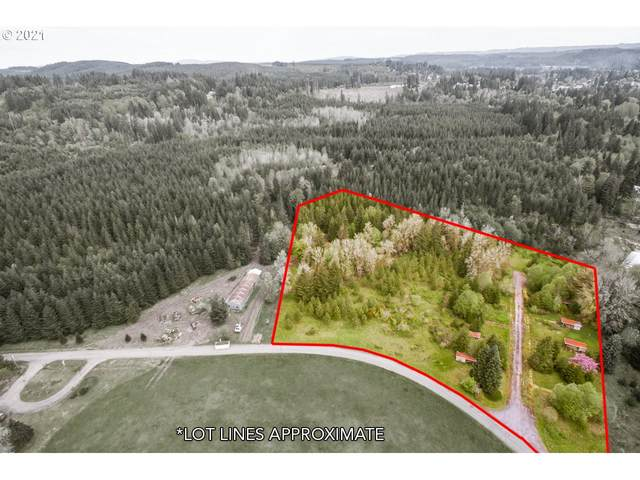 0 Sheely Ck Parcel 3 Rd, Vernonia, OR 97064 (MLS #21372237) :: Premiere Property Group LLC
