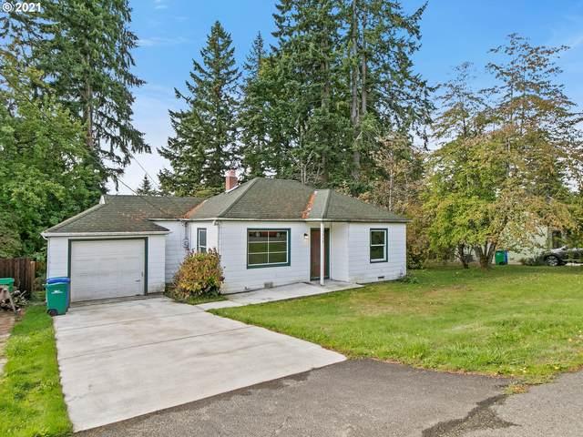 3038 SW Maricara St, Portland, OR 97219 (MLS #21372280) :: Fox Real Estate Group