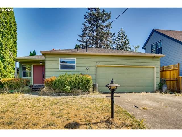 7927 N Edison St, Portland, OR 97203 (MLS #21372351) :: Keller Williams Portland Central