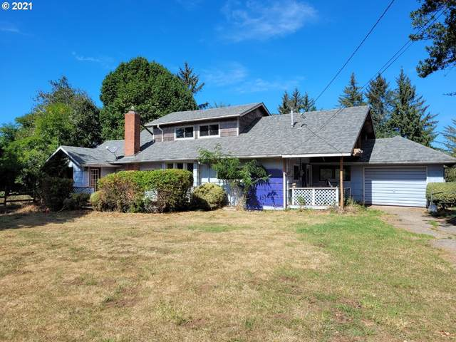 93345 Hereford Rd, Port Orford, OR 97465 (MLS #21372499) :: Premiere Property Group LLC